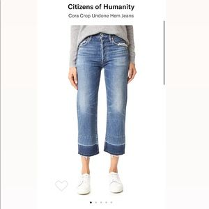 Citizens of Humanity denim jeans size 28